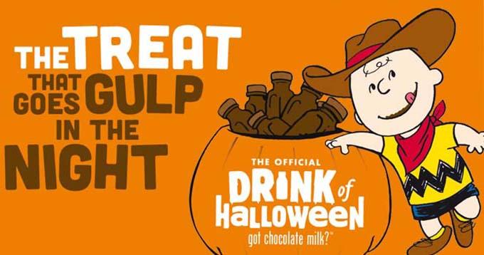Southeast Dairy Association - Chocolate Milk Halloween