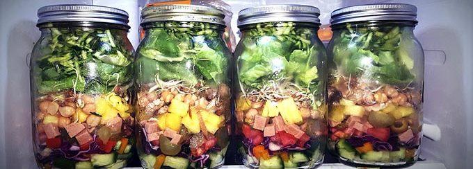 Southeast Dairy Association - Jar Salads