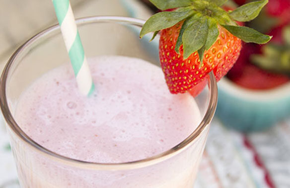 Southeast Dairy Association - Strawberry Smoothie