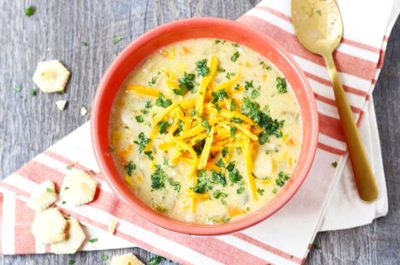 Southeast Dairy Association - White Bean Corn Chowder