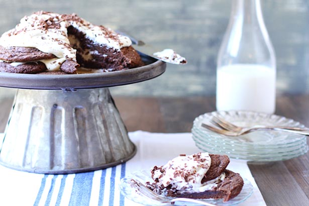 Southeast Dairy Association - Milk and Cookies Cake