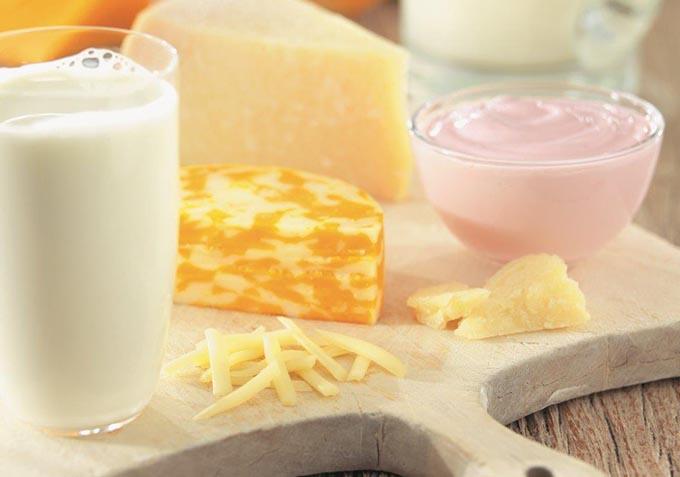 Southeast Dairy Association - Dairy Assortment