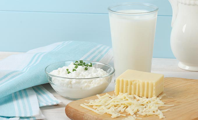 Southeast Dairy Association - Dairy Food Assortment