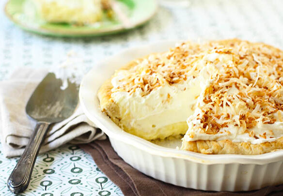 Southeast Dairy Association - Coconut Cream Pie