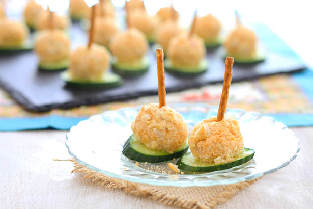 Southeast Dairy Association - Ham and Cheese Pops