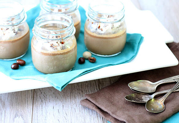 Southeast Dairy Association - Mochaccino Panna Cotta