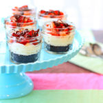 Southeast Dairy Association - Strawberries and Cream Mini Jar Pies