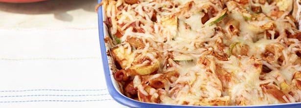 Southeast Dairy Association - Easy Italian Vegetable Pasta Bake