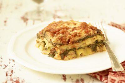 Southeast Dairy Association - Slow Cooker Fresh Lasagna