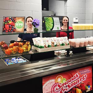 Southeast Dairy Association - Houston County smoothies