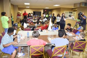 Southeast Dairy Association - Hapeville Summer Meals Kickoff