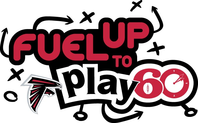 Southeast Dairy Association - Atlanta Falcons Fuel Up to Play 60 logo