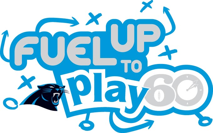 Southeast Dairy Association - Carolina Panthers Fuel Up to Play 60 logo