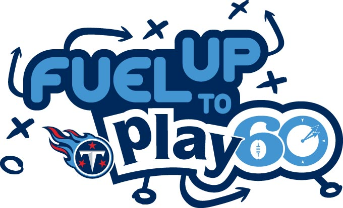 Southeast Dairy Association - Tennessee Titans Fuel Up to Play 60 logo