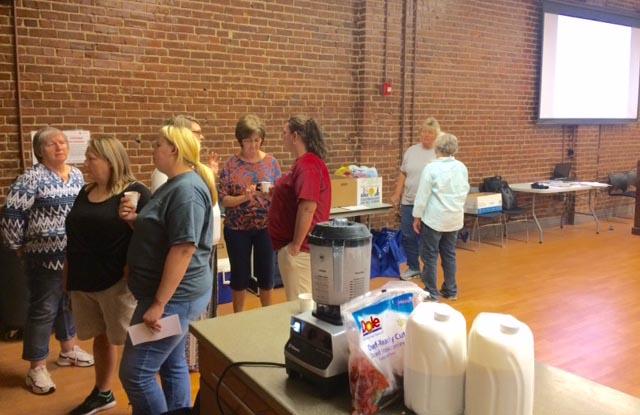 Allen County Food Pantries