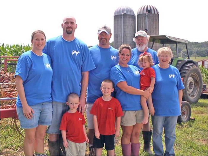 Arwood Family