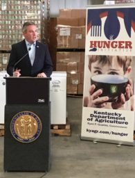 Southeast Dairy Association - Kentucky Hunger Initiative - Commissioner Quarles